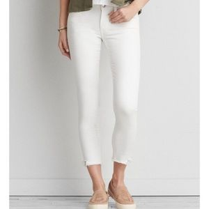 American Eagle Outfitters Super Stretch Crop